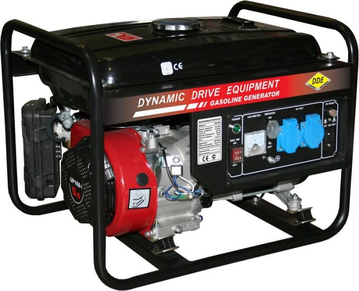Генератор бензиновый DDE GG2700