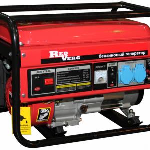 Генератор бензиновый RedVerg RD3600B