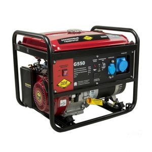 Генератор бензиновый DDE G550