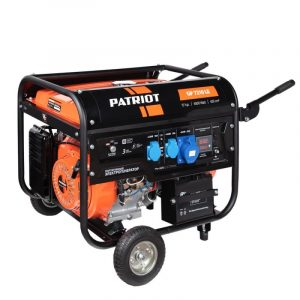 Генератор бензиновый Patriot GP 7210 LE