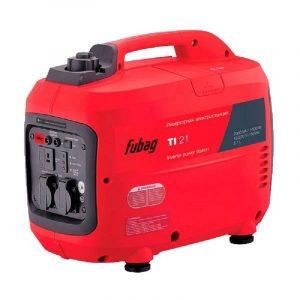 Генератор бензиновый инверторный Fubag TI 21