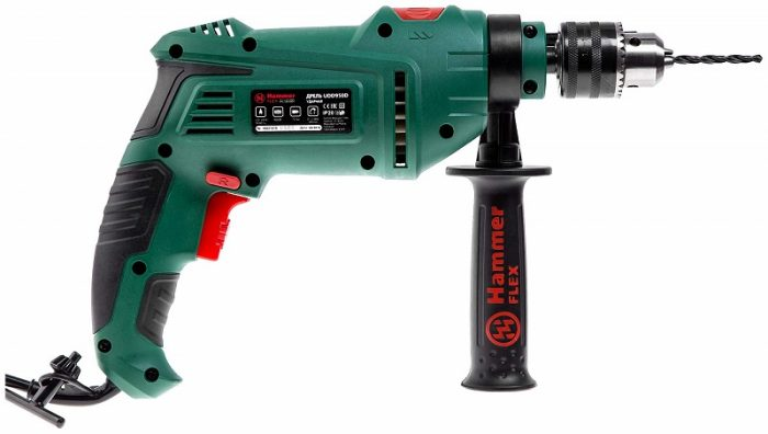 Дрель ударная Hammer Flex UDD950D