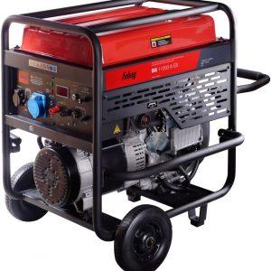 Генератор бензиновый Fubag BS 11000 DA ES + Блок Smartmaster BS6600D