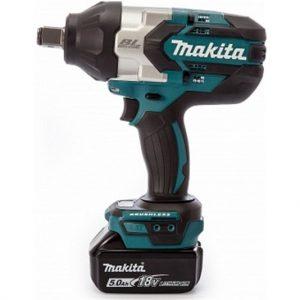 Аккумуляторный ударный гайковерт Makita DTW 1001 RTJ