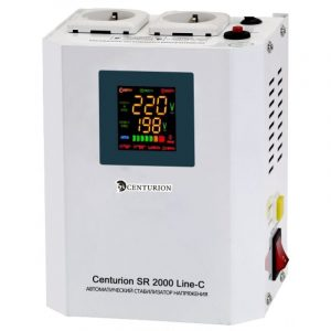 Стабилизатор напряжения CENTURION SR 2000 Line-C