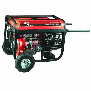 Генератор бензиновый сварочный RedVerg RD190EBW