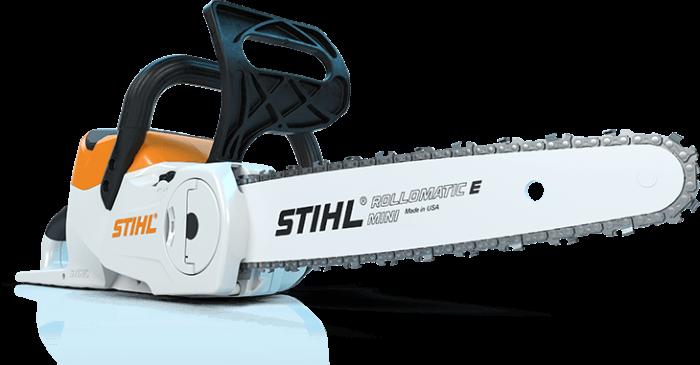 Аккумуляторная пила Stihl MSA 120 C-BQ, шина R 30 см, цепь 71 PM3