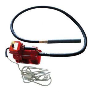 Вибратор глубинный электрический ЭП-1400 + вал + вибронаконечник