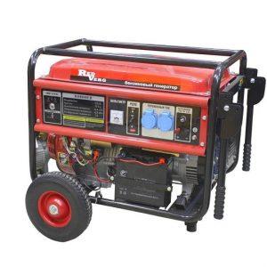 Генератор бензиновый RedVerg RD8000EB3