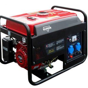 Генератор бензиновый ELITECH БЭС 2500 Р