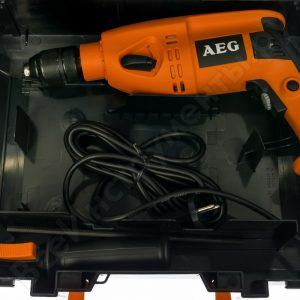 Дрель ударная AEG SB2E 750 R ST