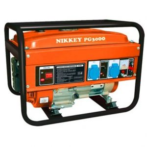Генератор бензиновый Nikkey PG 3000