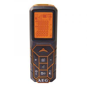 Измеритель длины (дальномер лазерный) AEG LMG 50