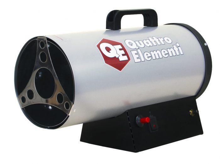 Тепловая пушка газовая QUATTRO ELEMENTI QE-12G