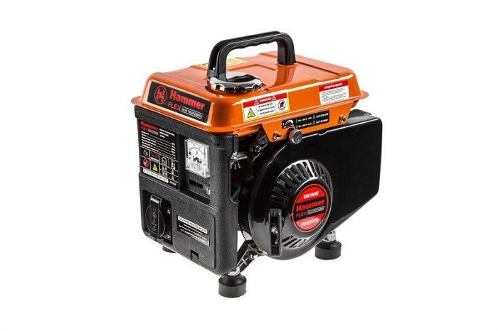 Генератор бензиновый инверторный HAMMER GN1000i