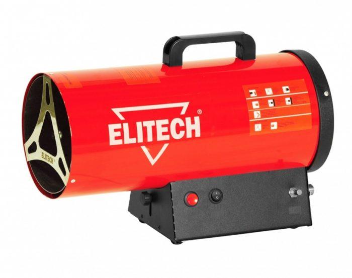 Тепловая пушка газовая ELITECH ТП 10 ГБ