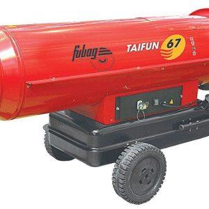 Тепловая пушка дизельная ELITECH ТП 117 ДП