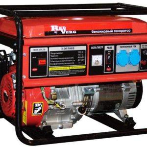Генератор бензиновый RedVerg RD5500B
