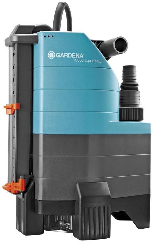 Насос дренажный погружной Gardena 13000 AquaSensor Comfort