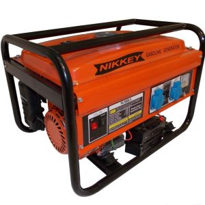 Генератор бензиновый Nikkey PG 3000/1