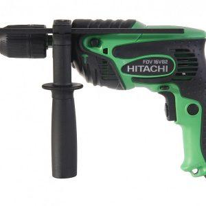 Дрель ударная Hitachi FDV16VB2 (Кейс)