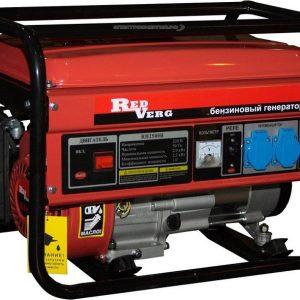Генератор бензиновый RedVerg RD2500B