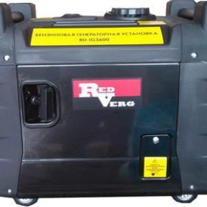 Генератор бензиновый инверторный RedVerg RD-IG3600