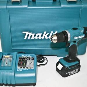 Дрель-шуруповерт аккумуляторная Makita DDF453RFE