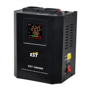 Стабилизатор напряжения EST 2000 WR