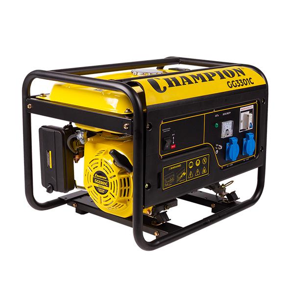 Генератор бензиновый CHAMPION GG3301C