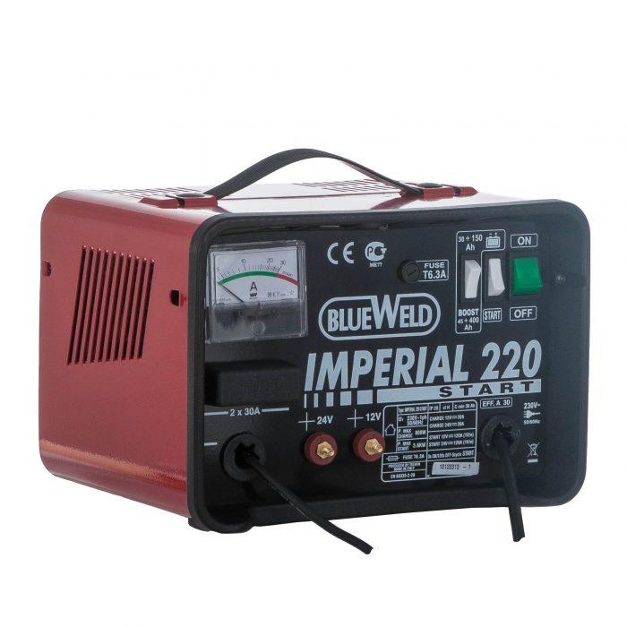 Зарядное устройство Blueweld Imperial 220 Start