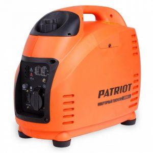 Генератор бензиновый инверторный Patriot 2000i