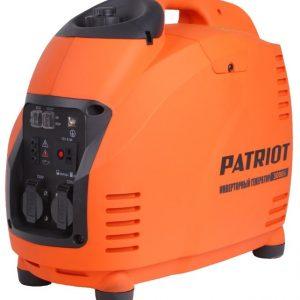Генератор бензиновый инверторный Patriot 3000i