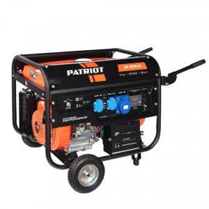 Генератор бензиновый Patriot GP 6510 LE