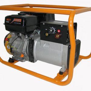 Генератор бензиновый сварочный HILTT HG190XW
