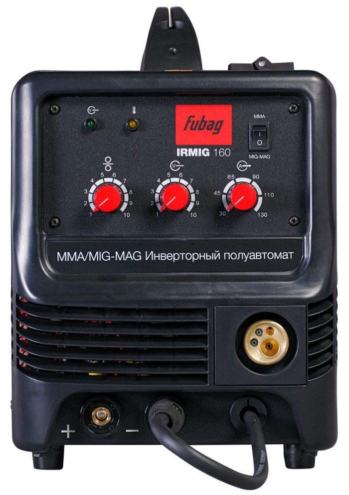 Сварочный аппарат Fubag IRMIG 160 с горелкой FB 150_3 м (38440)   38607.2 (31 431.1)