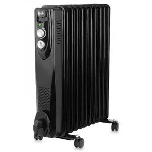 Радиатор маслянный Ballu Classic black BOH/CL-11BRN