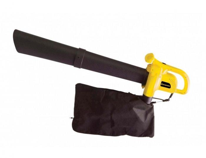 Воздуходувка-пылесос электрическая CHAMPION EB2718