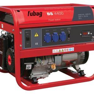 Генератор бензиновый Fubag BS 4400