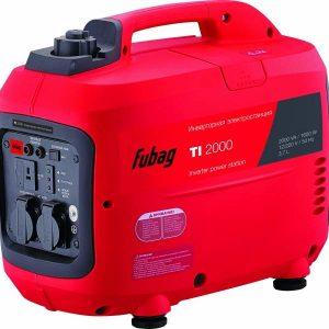 Генератор бензиновый инверторный Fubag TI2000