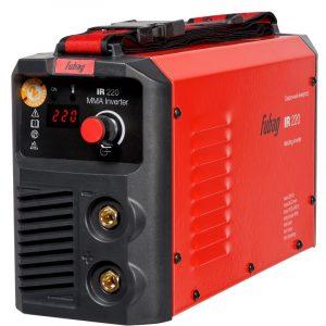 Сварочный аппарат инверторный Fubag IR 220
