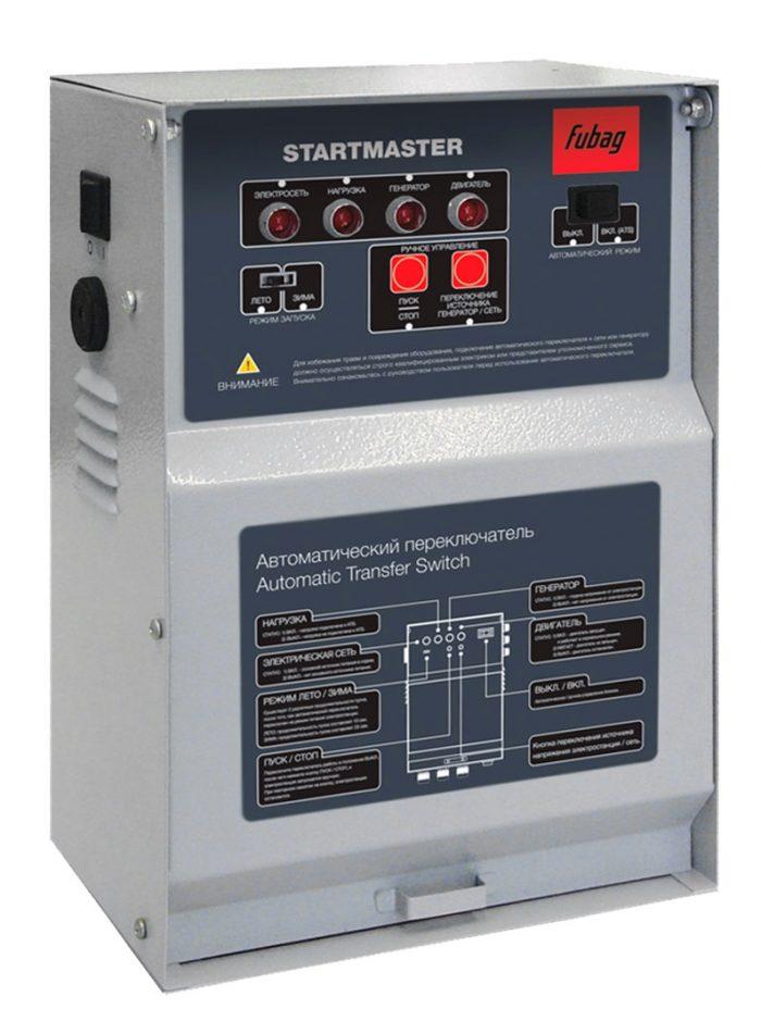 Блок автоматики Fubag Startmaster BS11500 D (400V)
