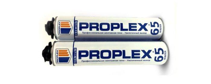 Пена монтажная Proplex Premium зимняя