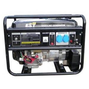 Генератор бензиновый EST 5500 E