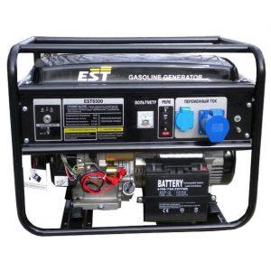 Генератор бензиновый EST 6500
