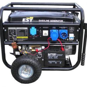 Генератор бензиновый EST 6500 EA