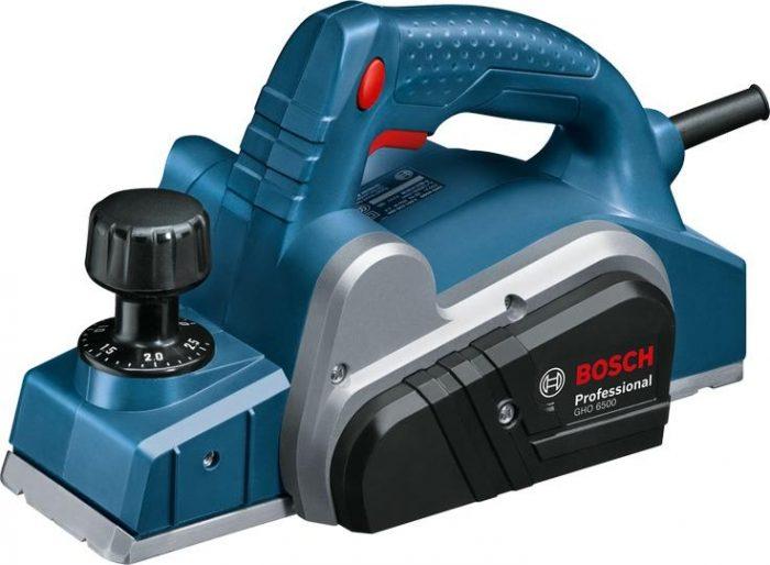 Рубанок Bosch GHO 6500 0.601.596.000