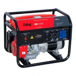 Генератор бензиновый Fubag HS 5500