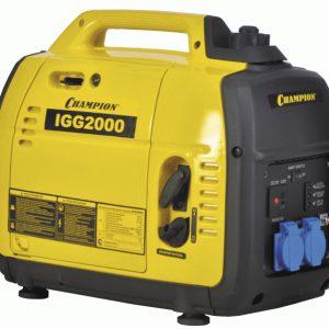 Генератор бензиновый инверторный CHAMPION IGG2000