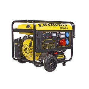 Генератор бензиновый CHAMPION GG 7501E-3